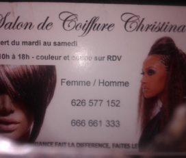 Salon de Coiffure Christina