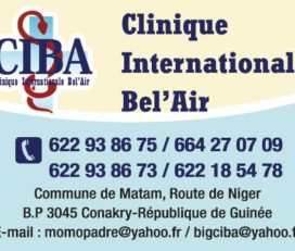 Clinique Internationale Bel Air CIBA