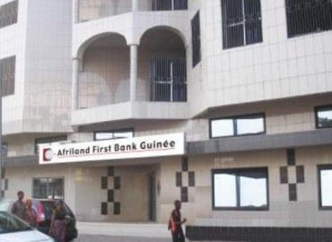 Afriland First Bank Guinée
