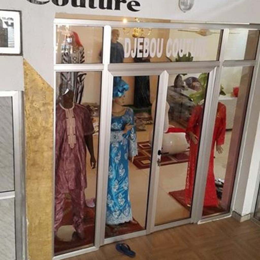 Djebou Couture Excellence